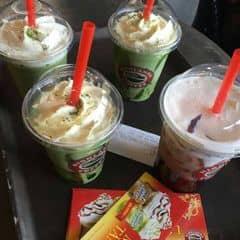 3 FREE TRÀ XANH + 1 SOCOLA 😌😌 của Đặng Kiều Linh 😘 tại Highlands Coffee - IPH Indochina - 366835