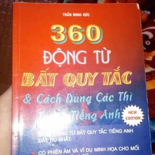 360động từ bất quy tắc của hinnh tại Ninh Bình - 3382102