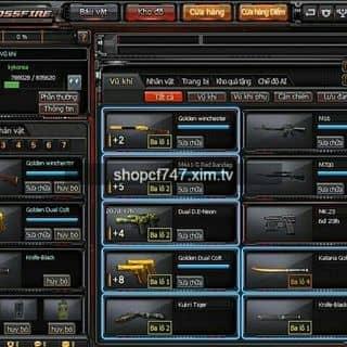 Acc Cf Số 1102 Giá 50k của shopcf747.xim.tv tại 5-7-9 Nguyễn Trung Trực, Bến Thành, Quận 1, Hồ Chí Minh - 719371