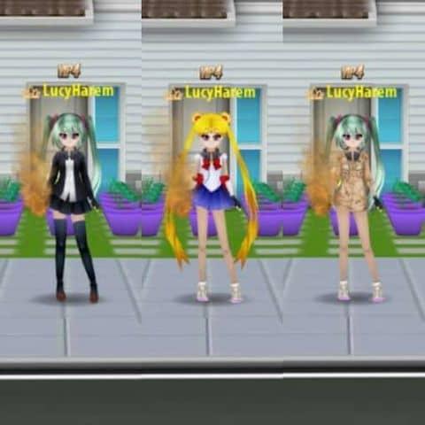 ACC girl avatar musik - 3173512 nguyenminmin4 - Bán acc girl/boy - Bến Tre