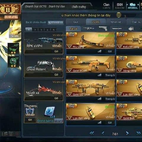 Acc Truy Kích Miền Nam . - 6614097 lekhoa213 - Q.Tân Phú , F
