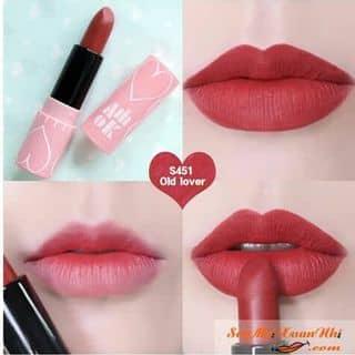 Amok Luxury Lovefit Lipstick của duonghong9 tại Trần Hưng Đạo, Thành Phố Đồng Hới, Quảng Bình - 1537553