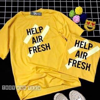 🧀 Áo Help Air Fresh 🧀 của baotien16 tại Hồ Chí Minh - 3818798