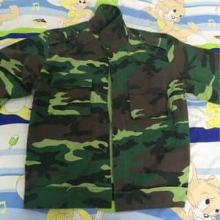 Áo khoác được chế lại từ áo lính của anhchanglanhlung92 tại Hồ Chí Minh - 3377189