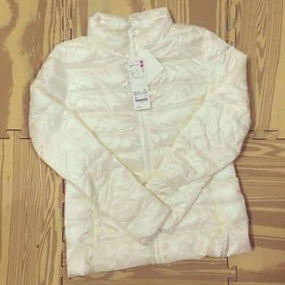Áo lông vũ mầu trắng của shopmay tại Sơn La - 1492467