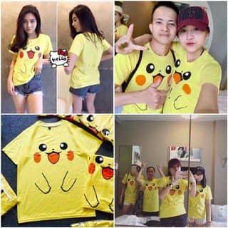 Áo Pikachu của minhlinh2 tại Cầu Yên Biên 1, Thị Xã Hà Giang, Hà Giang - 916546