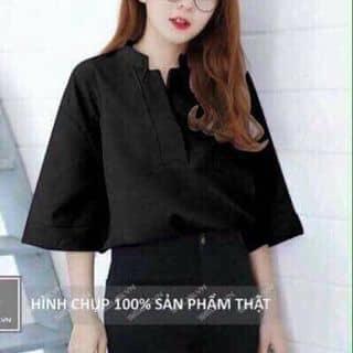 áo sơ mi vải cát hàn của lepienlanh tại Đà Nẵng - 757897