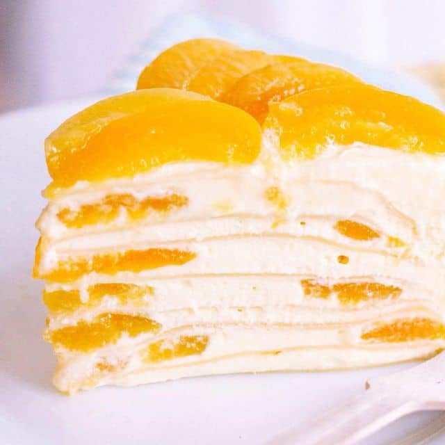 Apricot mille crepe của Thanh Hồ tại The 1985 Cafe - 28806