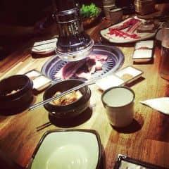 Ba chỉ heo sốt gogi+cơm trộn của Hà Thịnh tại Gogi House - Phạm Ngọc Thạch - 820551