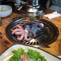 Bạch tuộc nướng của Quách Hiền tại Gogi House - Nướng Hàn Quốc - Big C Thăng Long - 1234435