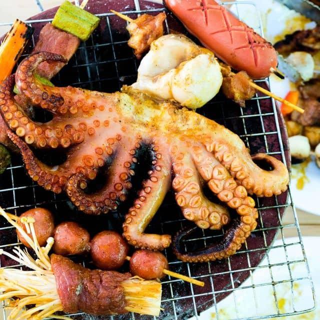 Lý Lửa BBQ & Lẩu tự chọn  - 108A Lâm Văn Bền, Tân Kiểng , Quận 7, Hồ Chí Minh