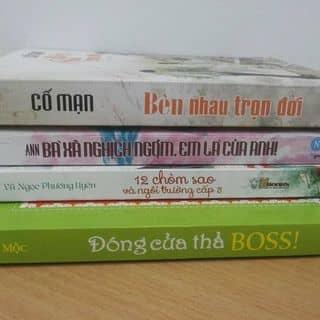 Bán sách đồng giá 3 của uyenphannnn tại Hồ Chí Minh - 566292