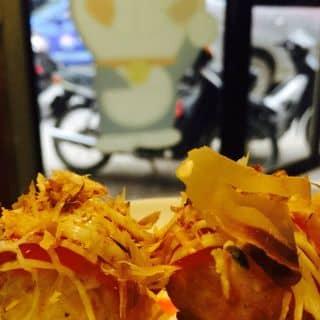 Bánh bạch tuộc takoyaki, bánh cá của livetolove712 tại 78C Hà Huy Tập, Hà Huy Tập, Huyện Vĩnh Tường, Vĩnh Phúc - 193104