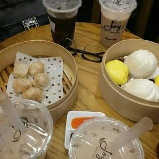 Bánh bao kim sa, há cảo và trà sữa của nhatlinh2526 tại 143 Nguyễn Du, Thành Phố Nam Định, Nam Định - 2313936