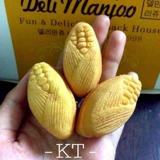Bánh bắp Hàn Quốc Delimanjoo của khanhtrinh10 tại Chợ Minh Lương, tt. Minh Lương, Huyện Châu Thành, Kiên Giang - 745002