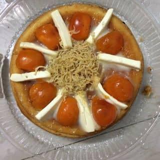 Bánh bông lan phô mai trứng muối của heosiunh tại Khu Đô Thị Xanh Vũng Chua, Phường Ghềnh Ráng, Thành Phố Qui Nhơn, Bình Định - 1164633