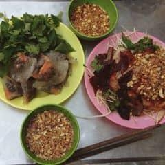 Bánh bột lọc + nộm bò khô của Linh Gấu tại Long Vi Dung - Nộm, Nem, Bánh Bột Lọc - 1288024