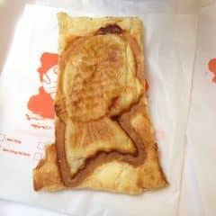 Bánh kiểu ngàn lớp ngon, giòn, nhân như nhân su kem ý. Quán rộng rãi nữa   #dongkhonglanh