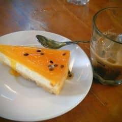 Bánh cheesecake  của Lê Hồ tại Urban Station Coffee Takeaway - Tô Hiến Thành - 412768
