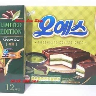 Bánh chocopie chocolate trà xanh - Hàn Quốc của lan358oriflame tại Hồ Chí Minh - 3827188