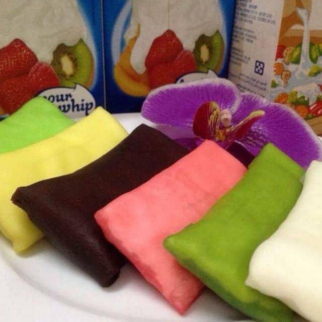 Bánh crepe sầu riêng kem tươi của Võ Vy tại My Sweet Home - 57554