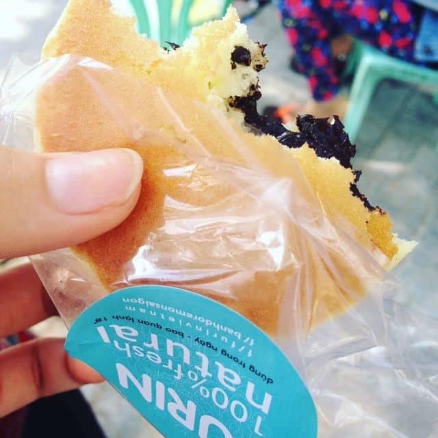 Bánh Doremon nhân socola  của Pii Bulky tại Furin - Chuông Gió Cafe - 222345