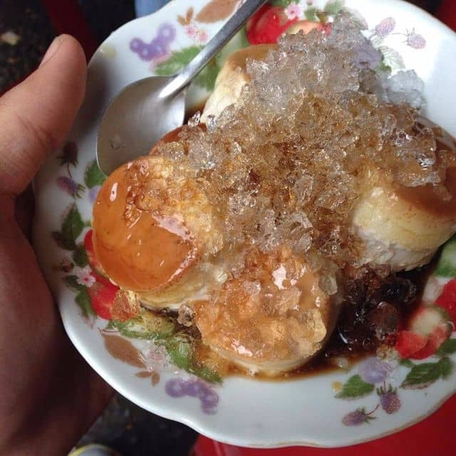 Bánh flan của Nguyễn Thuận tại Bánh flan - Chợ Lạc Quang  - 147103