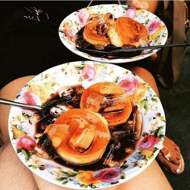 Bánh flan của Pammje Phụng tại Đặng văn ngữ - 75497