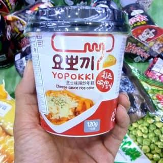 Bánh gạo phô mai Hàn quốc của homelandstore888 tại Đoàn Hoàng Minh, Phường 5, Thành Phố Bến Tre, Bến Tre - 3994697