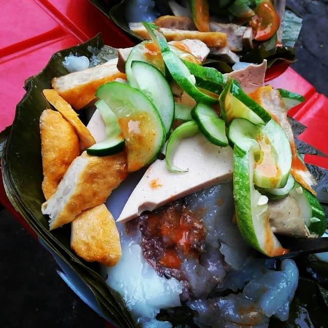 Bánh giò của Minh Thu tại O5 Thụy Khuê, Tây Hồ, Hà Nội - 98421