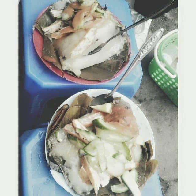 Bánh giò chả cốm của Hà Lê tại Bánh Giò Thụy Khuê - 36464