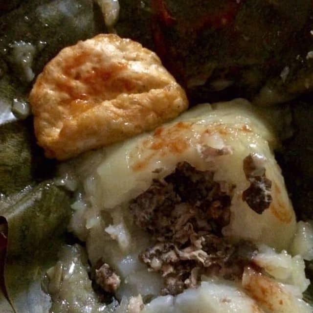 Bánh giò chả cốm của Trang Minh tại Bánh giò Đào Duy Từ - 93632