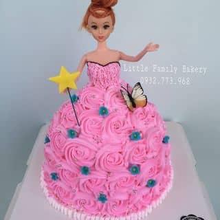 Bánh kem búp bê Barbie của cookies tại  0932773968 - 173/23/98 Khuông Việt, Quận Tân Phú, Hồ Chí Minh - 2616551