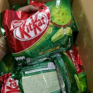Bánh kitkat trà xanh của ngoctran2512 tại Quốc Lộ 30, Thành Phố Cao Lãnh, Đồng Tháp - 4470378