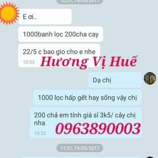 Bánh lọc + nậm + chả cây gói lá Quận Tân Phú của huongvihue tại Hồ Chí Minh - 3441867