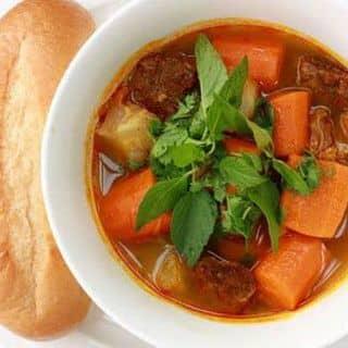 Bánh mì bò kho ( 2 ổ bánh mì ) của lyvubinh1202 tại 1 Tháng 5, Thành Phố Cà Mau, Cà Mau - 777688