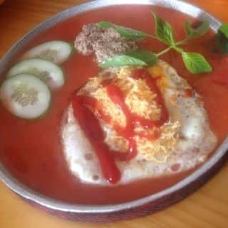 Bánh mì chảo pate + trứng + thịt của ngc.fungal tại 904 Trần Hưng Đạo, Thành Phố Ninh Bình, Ninh Bình - 1514423