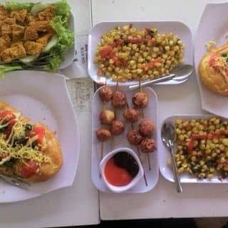Bánh mì nướng muối ớt chà bông của doshau tại Phú Yên - 1166471
