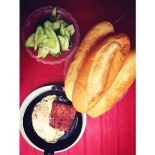 """Bánh mỳ chảo Hoàng Hoa Thám """"ĂN LÀ NGHIỀN"""""""