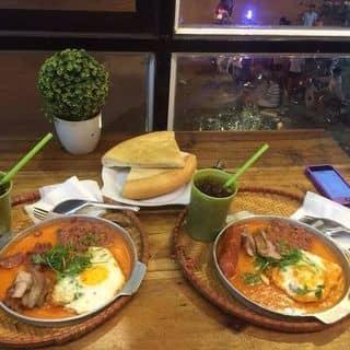 Bánh mỳ áp chảo của oanhkimbang98 tại 36 Nguyễn Chí Thanh,  Nam Hà, Thành Phố Hà Tĩnh, Hà Tĩnh - 997844