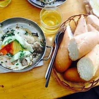 Bánh mỳ ốp la la hét của maithu23 tại 904 Trần Hưng Đạo, Thành Phố Ninh Bình, Ninh Bình - 911979