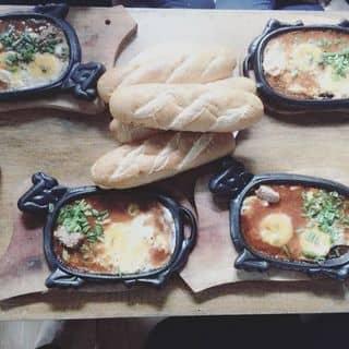 Bánh mỳ trứng ốp la của cam200 tại Hẻm 33, Lê Quý Đôn, Thành Phố Huế, Thừa Thiên Huế - 1275025