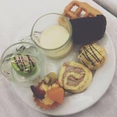 Bánh ngọt của Như Quỳnhh tại Buffet Dìn Ký - Cộng Hòa - 55597