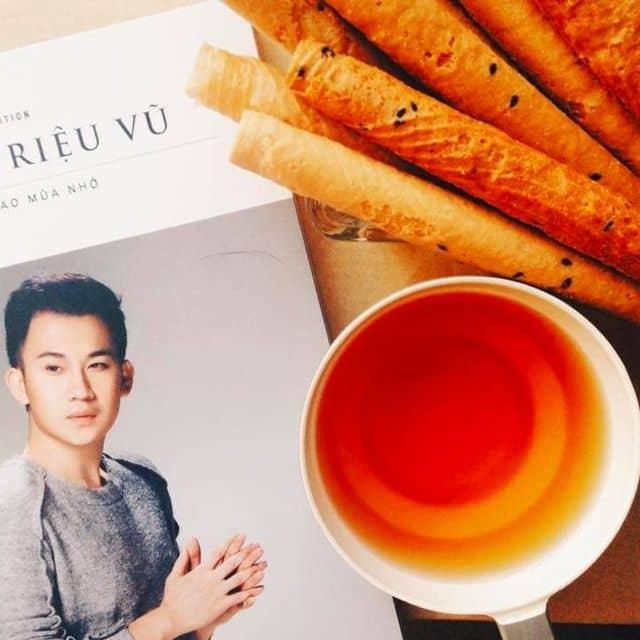 Bánh ống mè BÉO BÉO - 14 Lê Lợi, Bến Nghé, Quận 1, Hồ Chí Minh