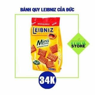Bánh quy Minis Leibniz của thaomint91 tại 1/40/355 Chợ Hàng - Lê Chân - Hải Phòng , Quận Lê Chân, Hải Phòng - 3889750