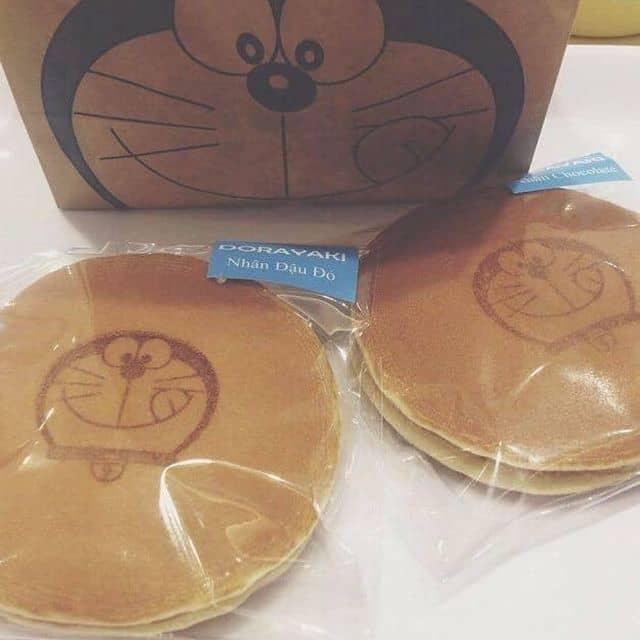 Bánh rán dorayaki của Tu Doan tại Doraemon Factory - AEON Mall - 36017
