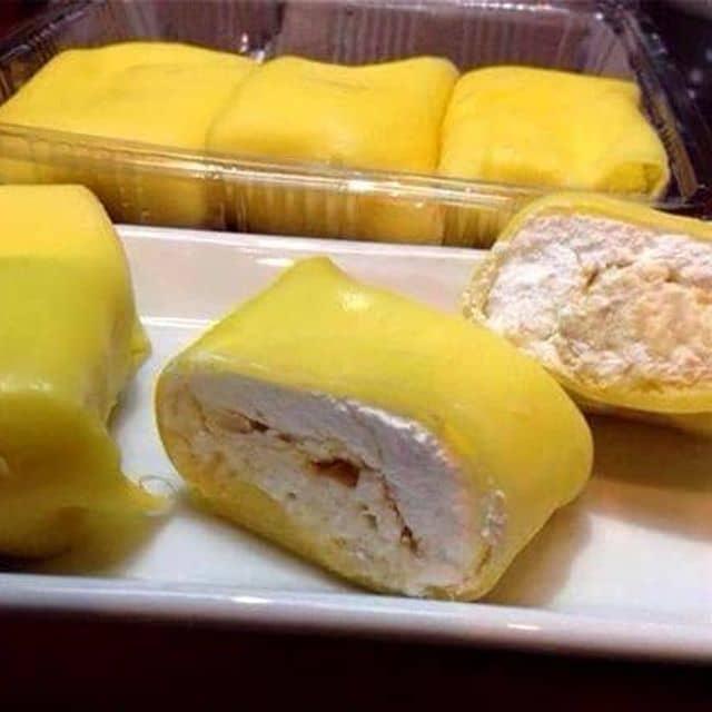 Bánh sầu riêng của Pasta Beef tại Xuyến Kim - Bánh rán sầu riêng - 18082