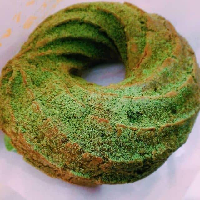 Bánh su kem trà xanh của Kiều ThịBảoBối tại Beard Papa's - Royal City - 34603