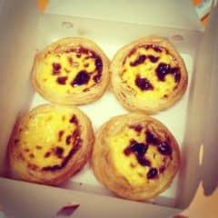 Bánh tart trứng của Phương Nhi tại KFC - Bà Triệu - 202117