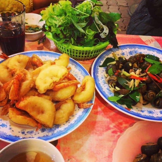 Bánh tôm - Phủ Tây Hồ - Phủ Tây Hồ, Tây Hồ, Quận Tây Hồ, Hà Nội